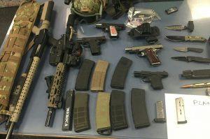 guns at nyc